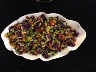 Tmx 1439485036342 Colorful California Salad Sacramento wedding catering