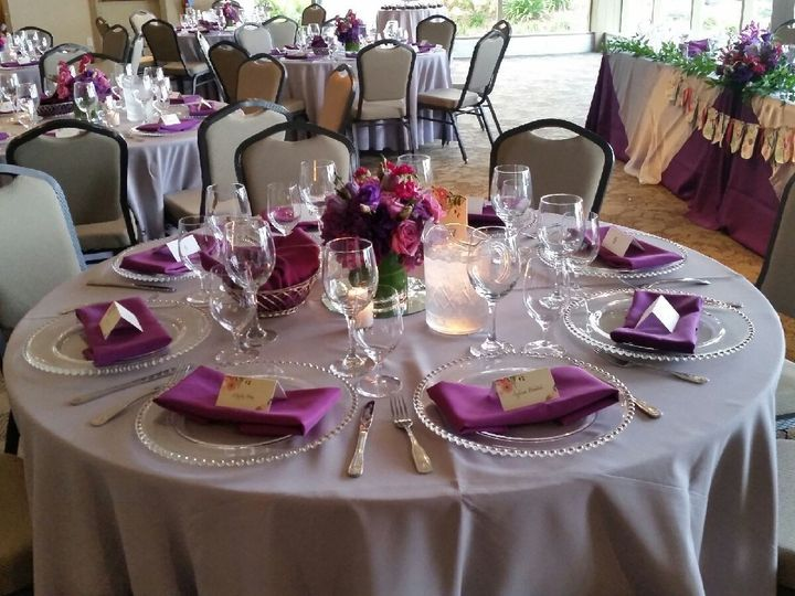 Tmx 1439485053965 Fort Mason Table Set Up Sacramento wedding catering