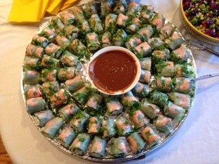 Tmx 1439485124666 Spring Rolls Sacramento, CA wedding catering