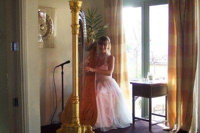 Katrina Saroyan Harpist