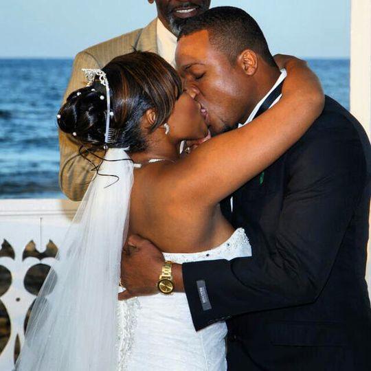 Kiss the Bride.