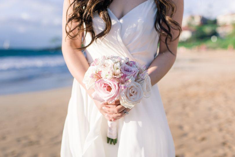 Beautiful Maui florals