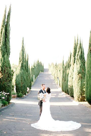 Bella Vista Groves Venue Fillmore Ca Weddingwire