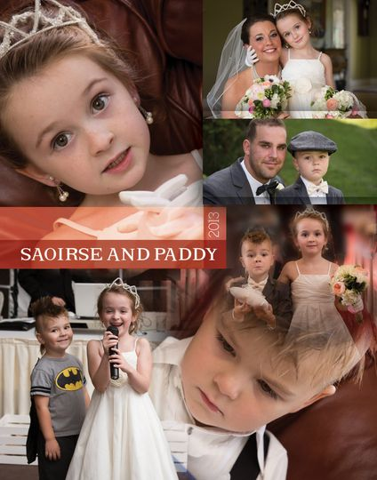 """""""capture the """"essence"""" of your wedding day in a single photo collage""""  A Wedding Photo Collage from..."""