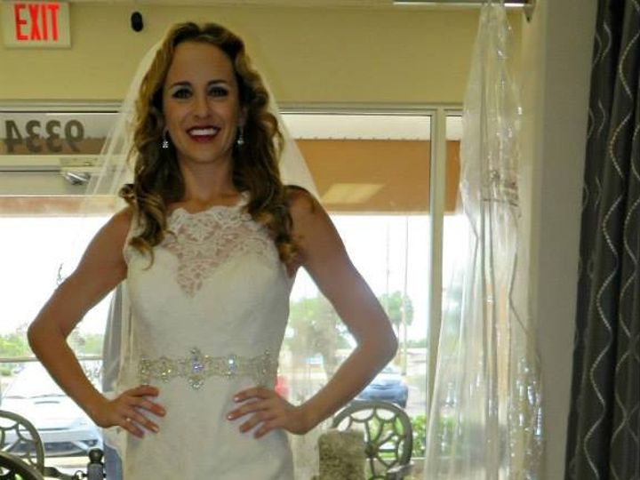 Tmx 1468097129370 Bridal Trunk Show   Julie In First Gown 4 New Port Richey wedding dress