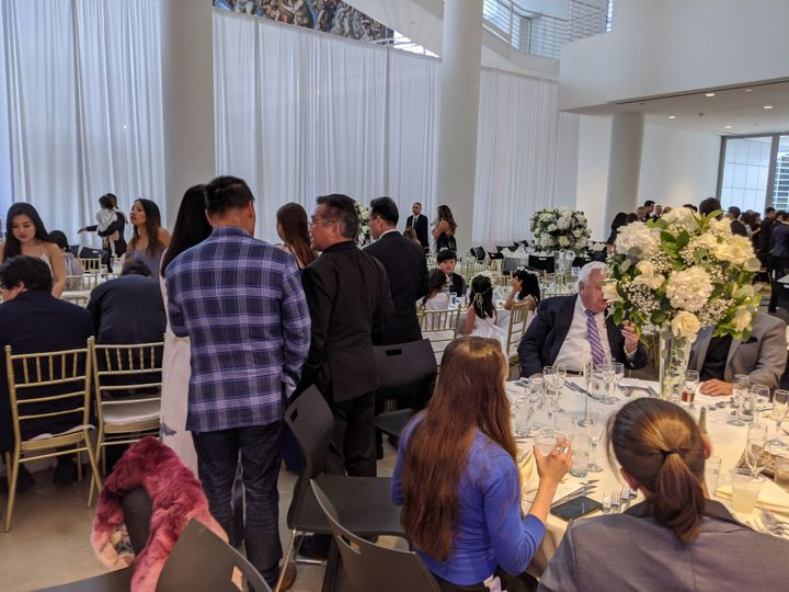 Christ Cathedral Wedding