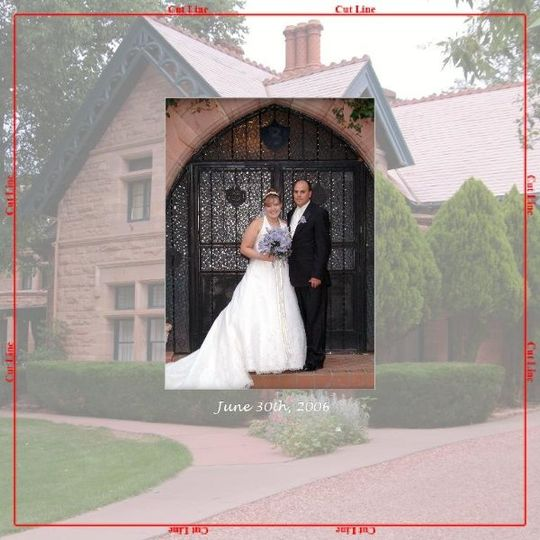 Custom Wedding Album designs