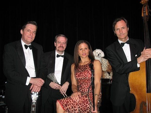 The Satin Doll Trio+1 Quartet ensamble