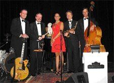 The Satin Doll Trio + 2 (Quintet)