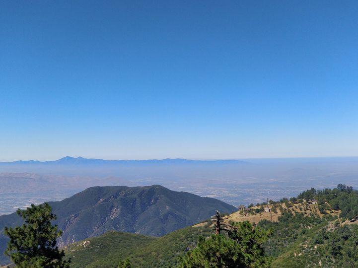 Overlook 1 (View of Valley)