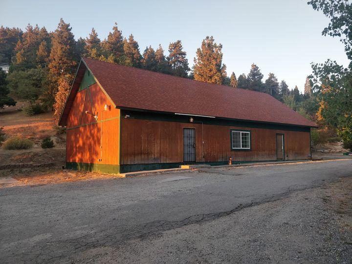 Ballroom in Fall at Dusk