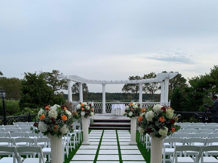 Tmx Outdoor Ceremony 1 1 51 21203 161202335165768 New Rochelle, NY wedding venue