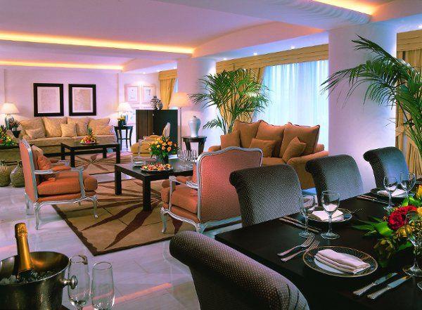 Presidential Suite - Athens Ledra Marriott hotel