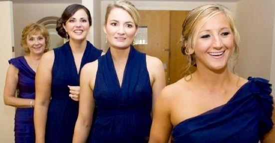October 2010 - Bethesda, MD wedding makeup for Ryan-Shaut (bridesmaids)
