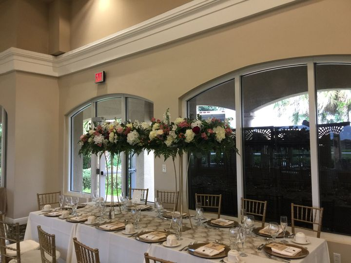 Royal Table Decoration