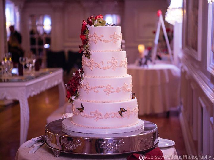 Tmx Debra And Geoff 51 1052203 157737591028944 Haledon, NJ wedding cake