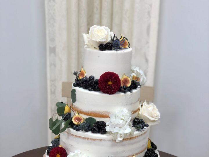 Tmx Naked Cake Fruits And Flowers 51 1052203 157737608986628 Haledon, NJ wedding cake