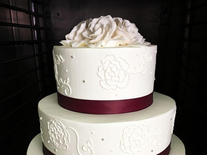 Tmx Rose Piping Wedding Cake 51 1052203 Haledon, NJ wedding cake