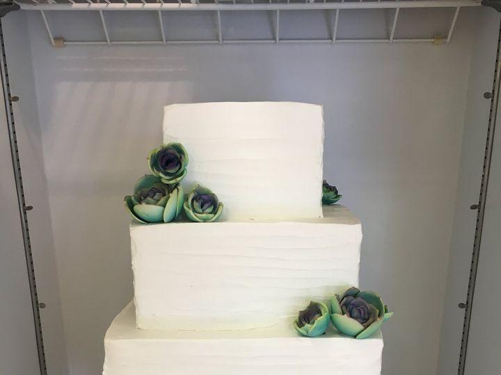 Tmx Succulents 4 Tier Square 51 1052203 V2 Haledon, NJ wedding cake