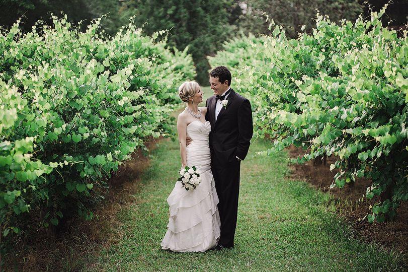 athens ga vineyard wedding