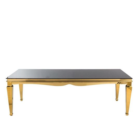 Gold Washington table