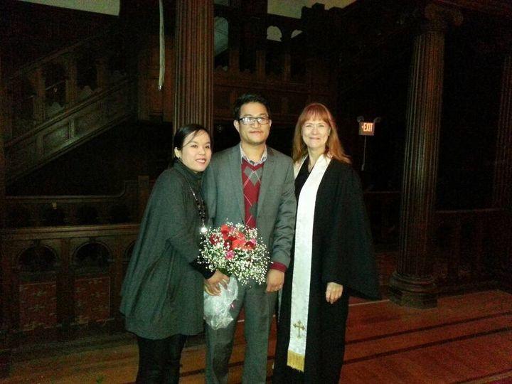 Tmx 1402697975286 Guangchun Seekonk, Rhode Island wedding officiant