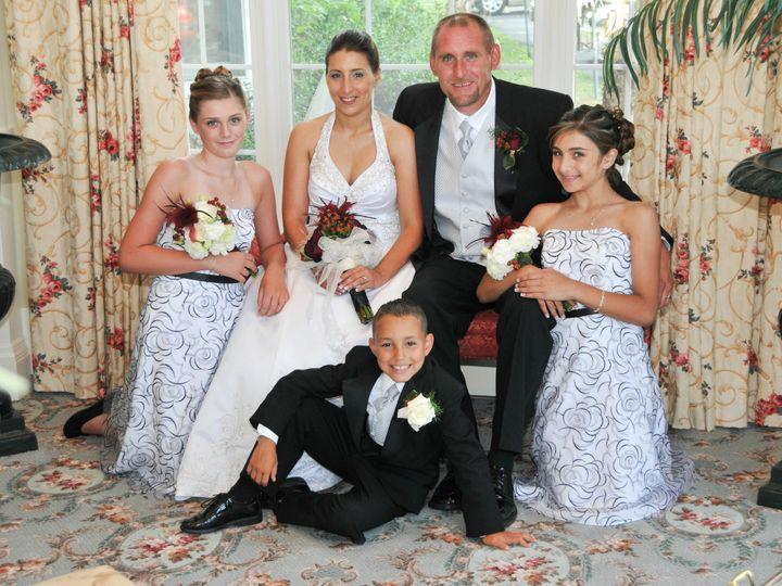 Tmx 1427139480233 Paulmelissafamily Seekonk, Rhode Island wedding officiant