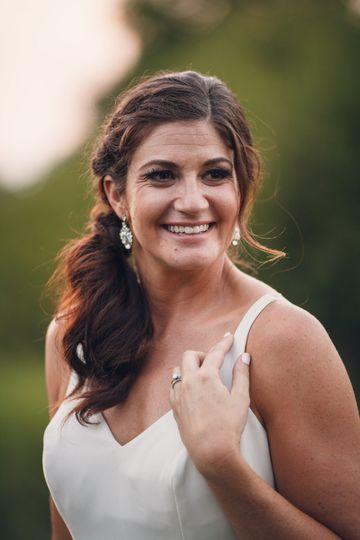 Beautiful Summer Bride