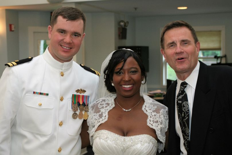 Military Wedding Annapolis