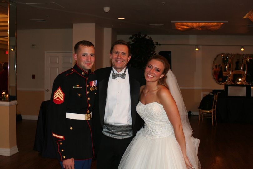 Military Wedding Washington DC