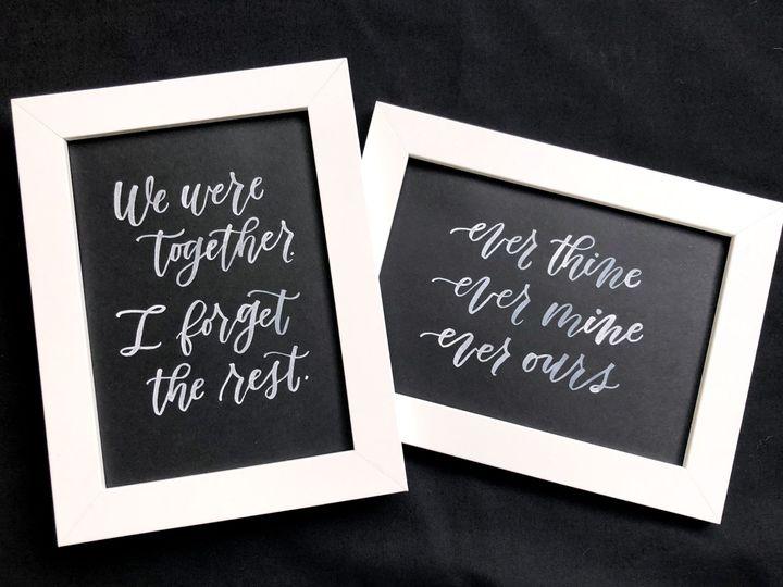 Tmx Wedding Prints 51 1005203 Dallas, TX wedding invitation