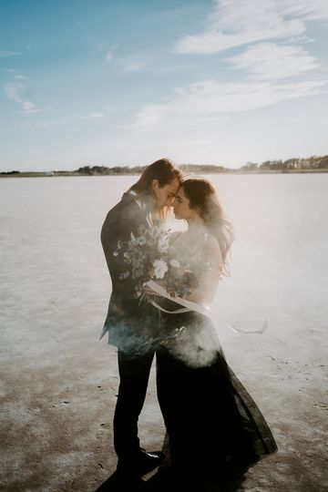 Salt Plains Elopement