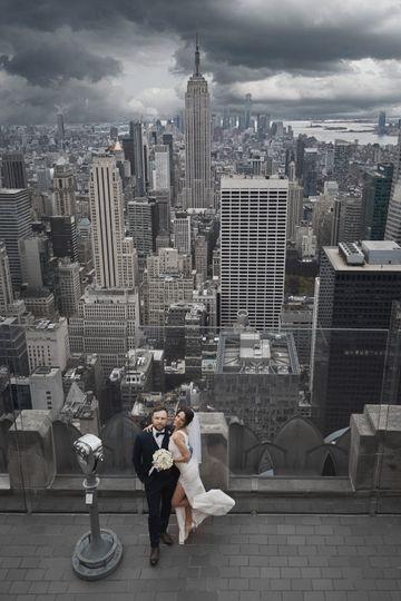Cloudy NY - Alex Pedan Photo