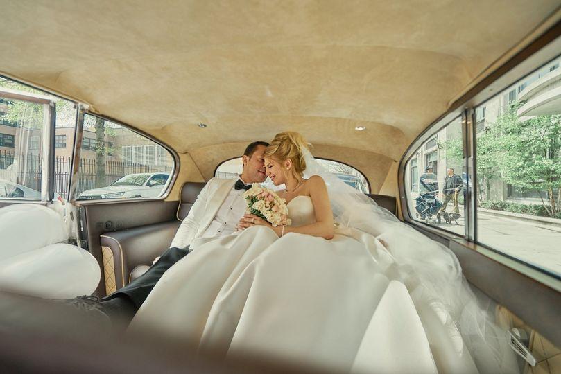 The newlyweds - Alex Pedan Photography