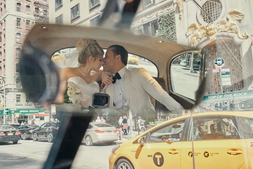 City wedding - Alex Pedan Photography