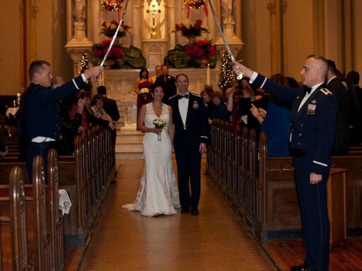 Tmx 1403607870456 Selected Weddings At St. Monicas 2320001 New York, NY wedding planner