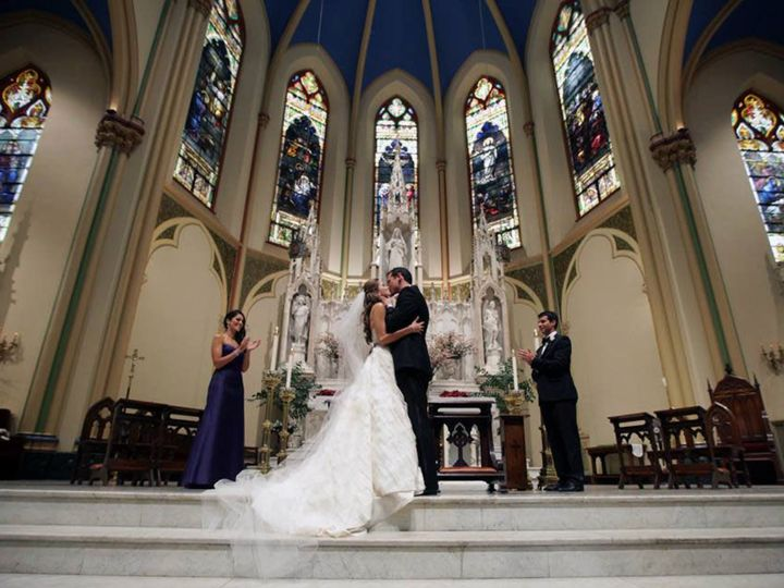 Tmx 1403607995959 Selected Weddings At St. Monicas 2200001 New York, NY wedding planner