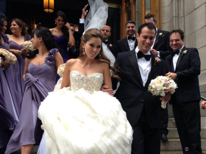 Tmx 1403608020882 Selected Weddings At St. Monicas 2230001 New York, NY wedding planner