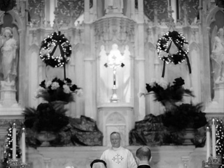 Tmx 1403608038968 Selected Weddings At St. Monicas 2260001 New York, NY wedding planner