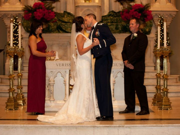 Tmx 1403608056224 Selected Weddings At St. Monicas 2310001 New York, NY wedding planner