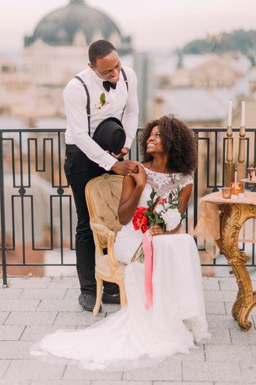 Intimate and unique weddings
