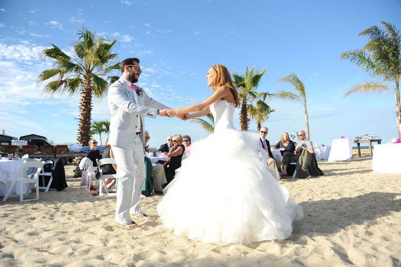 Gorgeous Beach Wedding