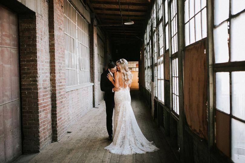 Wedding Epic railyards El Paso