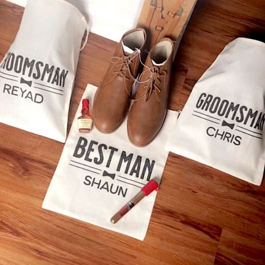 Groomsman Gifts and Favorss