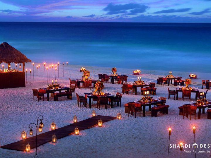 Tmx 1528211694 4eba4cd041b3d64d 1528211691 A071004af9a4f42e 1528211740400 4 3 Beach Receptions Dallas wedding travel