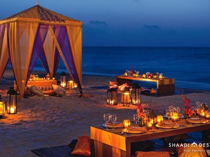 Tmx 1528211727 Ef456afed016692e 1528211726 1c014962aa361ece 1528211758615 62 Beach Reception I Dallas wedding travel