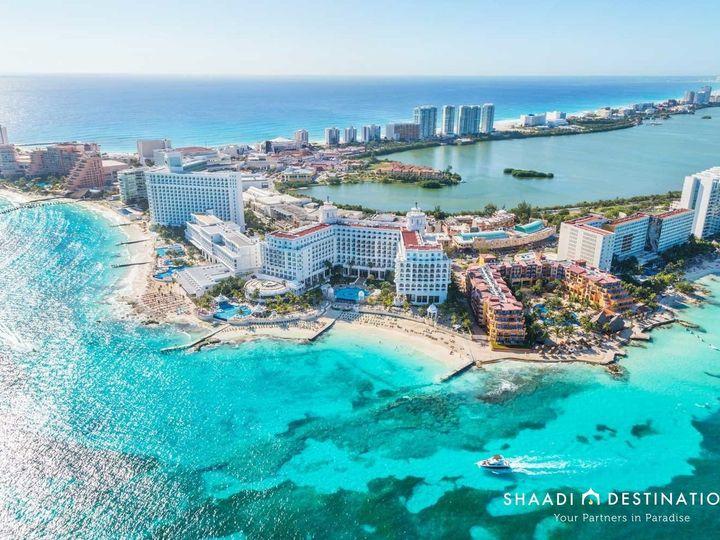 Tmx 1528211728 C72308ec6e3c32c7 1528211726 292b58e25a7225ef 1528211758618 65 Hyatt Ziva Cancun Dallas wedding travel