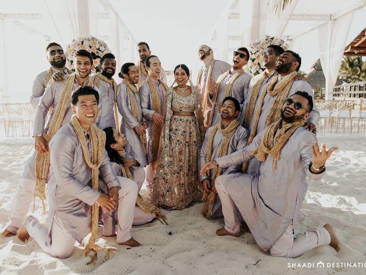 Tmx Indian Destination Wedding Seema And Sagar Royalton Riviera Cancun 58 51 1008203 160866531569600 Dallas wedding travel