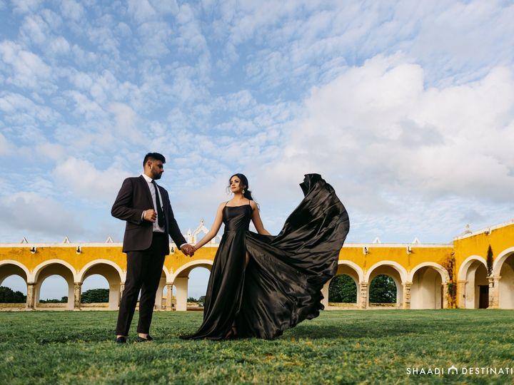 Tmx Ishani Patel And Jay Patel Izamal Engagement Shoot Indian Destination Wedding 22 51 1008203 160866646535736 Dallas wedding travel