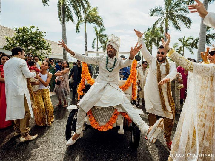 Tmx Richa Shukla And Rishi Moorjani Dreams Playa Mujeres Indian Destination Wedding 65 51 1008203 160866545750649 Dallas wedding travel